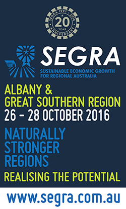 SEGRA Advert